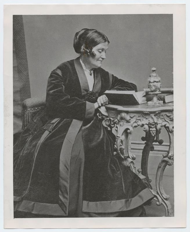Portrait of Abigail Bush